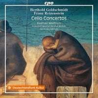 Reizenstein & Goldschmidt: Cello Concertos