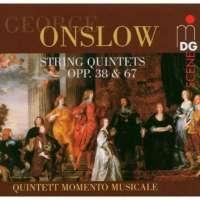 Onslow: String quartets vol. 3