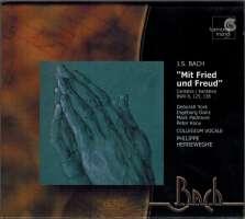 WYCOFANY  Bach: Mit Fried und Freud