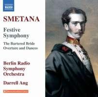Smetana: Triumphal Symphony; The Bartered Bride Overture and Dances