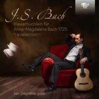 Bach: Klavierbüchlein für Anna-Magdalena Bach