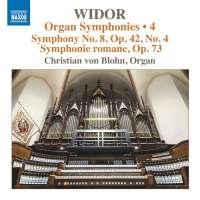 Widor: Organ Symphonies Vol. 4