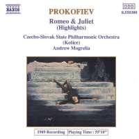 Prokofiev: Highlights from Romeo & Julie