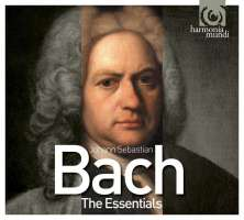 Bach The Essentials