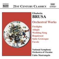 BRUSA: Orchestral Works vol. 2