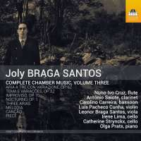 Braga Santos: Chamber Music Vol. 3