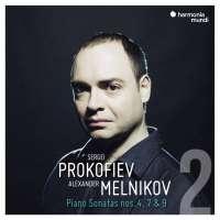 WYCOFANY  Prokofiev: Piano Sonatas Vol. 2 - nos. 4, 7 & 9
