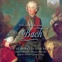 W.F. Bach: Flute Sonatas and Trios