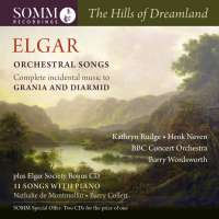 Elgar: Orchestral Songs