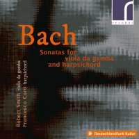 Bach: Sonatas for viola da gamba and harpsichord