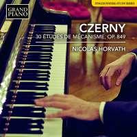 Czerny: 30 Études de mécanisme