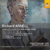 Arnell: Music for Violin and Piano