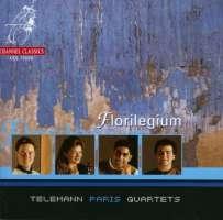 Telemann: Paris Quartets, Volume 1