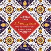 WYCOFANY  À Portuguesa - Iberic Sonatas & Concertos