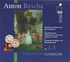 Reicha: Quintets, Quartets