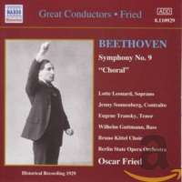 Beethoven: Symphonies Nos.9