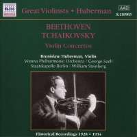 Beethoven/Tchaikovsky - Violin Concertos