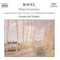 RAVEL: Piano Favourities