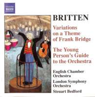 BRITTEN: Variations on a theme of Frank