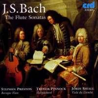 Bach: Flute sonatas BWV 1013,1030-1035