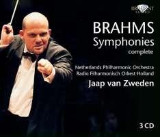 Brahms: Symphonies Complete