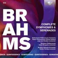 Quintessence Brahms: Complete Symphonies & Serenades