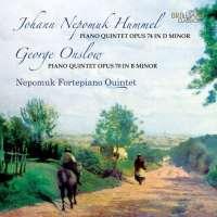 Hummel & Onslow: Piano Quintets