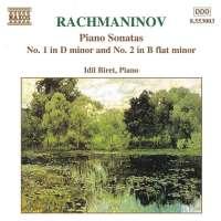 RACHMANINOV: Piano Sonatas