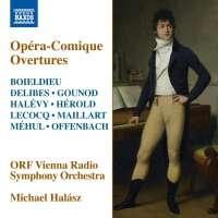 Opéra–Comique Overtures