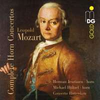 Mozart L.: Complete Horn Concertos