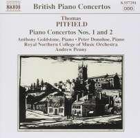 PITFIELD: Piano Concertos Nos. 1 & 2