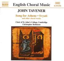 TAVENER: Song for Athene, Svyati