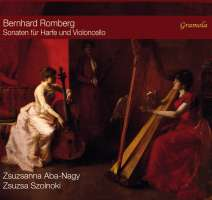 Romberg: Sonatas for Harp and Cello