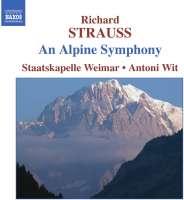STRAUSS R.: An Alpine symphony