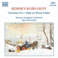 RIMSKY-KORSAKOV: Christmas Eve; Night on Mount Triglav