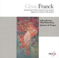 Frank: Violin Sonata, String Quartet