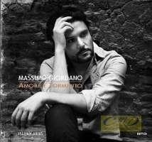 WYCOFANY   Massimo Giordano: Amore e Tormento - Italian Arias: Verdi, Puccini, Giordano