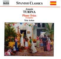 TURINA: Piano Trios (Complete)