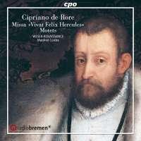 "Rore: Missa ""Vivat Felix Hercules""; Motets"