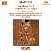 Mahler.: Symphony No. 3 / Symphony No. 10