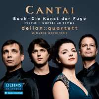 Bach: Die Kunst der Fuge; Pierini: Cantai un tempo