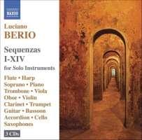 BERIO: Sequenzas I - XIV