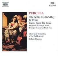 PURCELL: Ode for St. Cecilia's Day, Te Deum