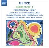 HEINZE: Guitar Music, Vol. 1
