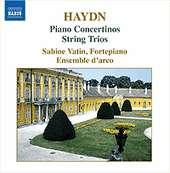 HAYDN: Keyboard Concertinos, String Trios