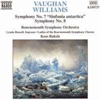 Vaughn Williams: Symphonies Nos. 7 and 8