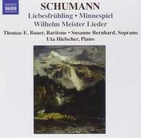 SCHUMANN: Lieder edition 2