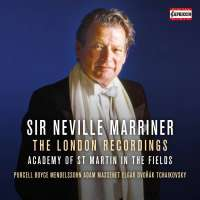 Sir Neville Marriner - London Recordings