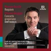Duruflé: Requiem; Respighi: Concerto Gregoriano