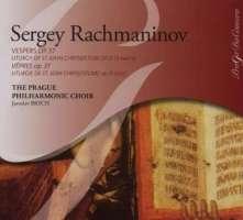 Rachmaninov: Vespres, liturgy of st. Joh